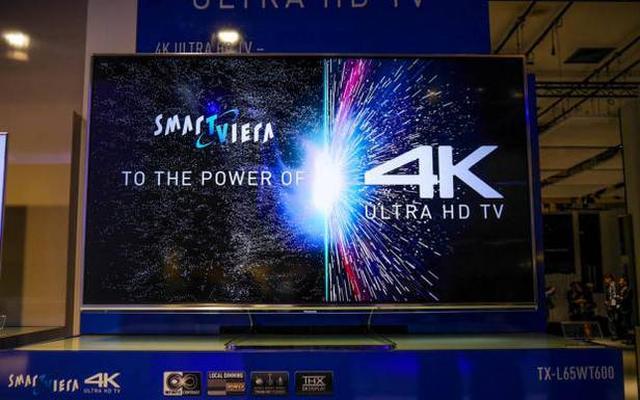 Panasonic TX-65WT600 - nowoczesny telewizor Ultra HD