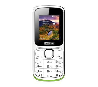 Maxcom Classic MM129 (biały)