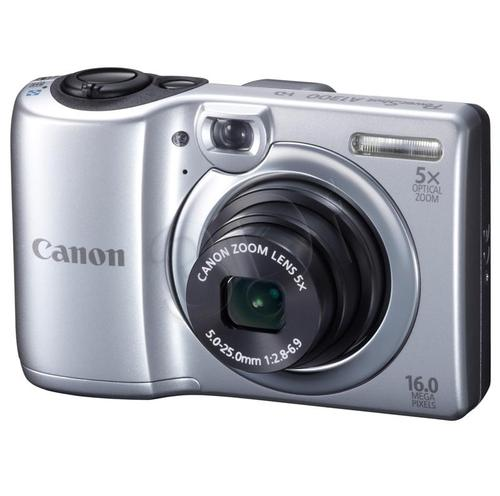 CANON PowerShot A1300 SREBRNY