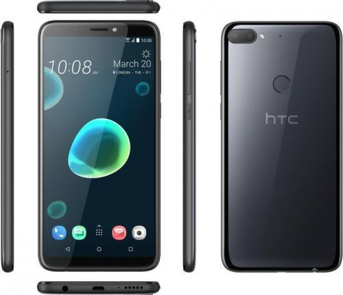 HTC Desire 12+ 32 GB Czarny (99HAPF008-00)