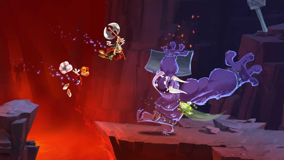 Rayman Legends za darmo!