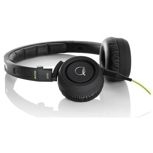 AKG Q460 black Słuchawki nauszne outdoor z pilotem