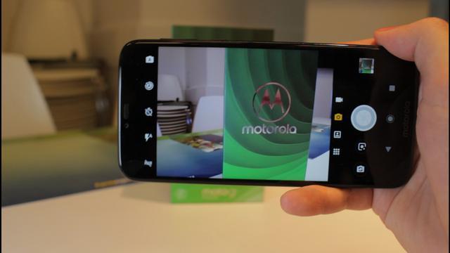 Motorola nie zmieniła aplikacji aparatu