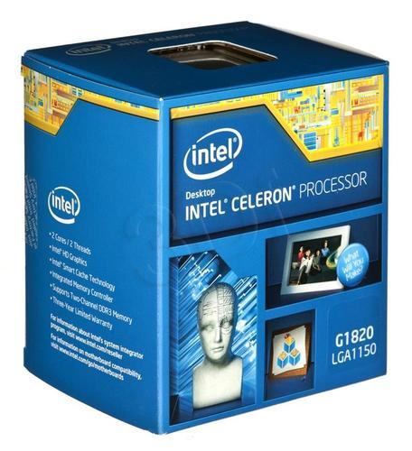 CELERON G1820 2.7GHz LGA1150 BOX