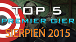 TOP 5 Premier Gier - Sierpień 2015 - Fallout Shelter, Risen 3, Dishonored i Gears of War
