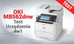 OKI MB562dnw Test Urządzenia 4w1