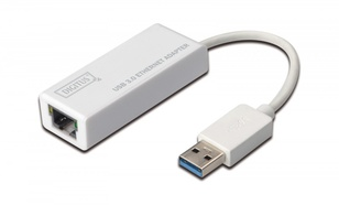 Digitus Adapter USB 3.0 do RJ45 Gigabit Ethernet 10/100/1000 MB/s