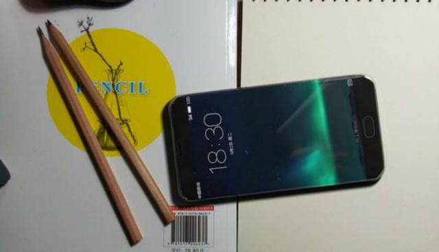 Meizu MX6 - czarny kolor
