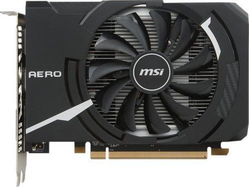 MSI MSI Radeon RX 550 AERO ITX 4G OC, 4GB, DDR5 DL-DVI-D/HDMI/DP/ATX/