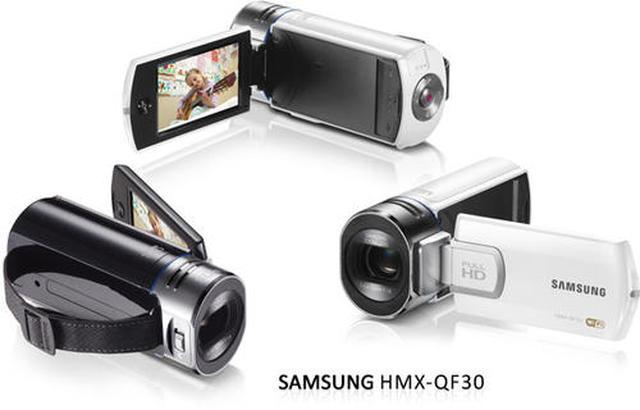 Samsung QF30 – kamera Full HD z funkcją transmisji na żywo