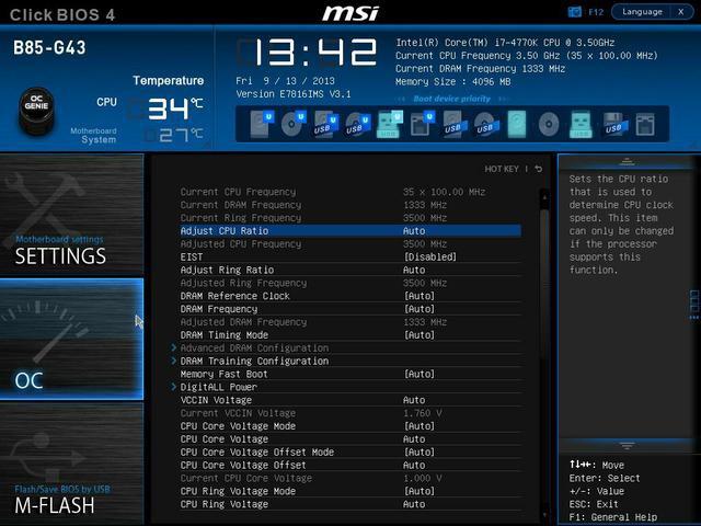 MSI B85-G43 uefi 3