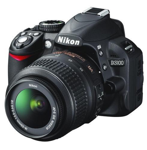 NIKON D3100 + AF-S DX18-55M