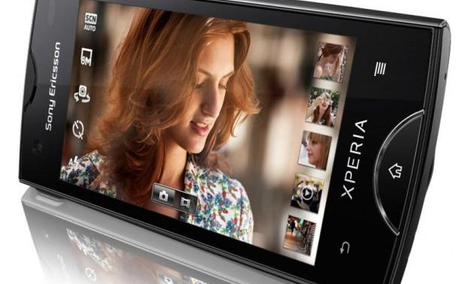 Sony Ericsson Xperia Ray [TEST]