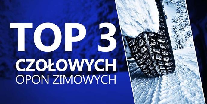 TOP 3 - Jakie Opony na Zimę w Różnych Rozmiarach