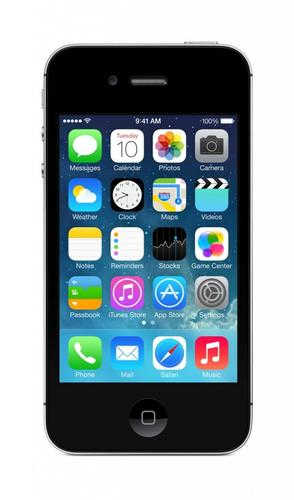 Apple IPHONE 4S BLACK 8GB GSM -LPO MF265LP/A