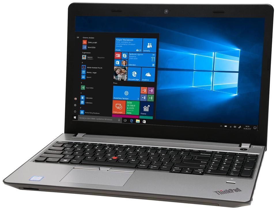Lenovo ThinkPad E570 i5-7200U 15,6