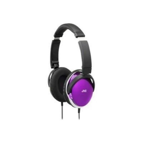 JVC Słuchawki HA-S660-V-E VIOLET