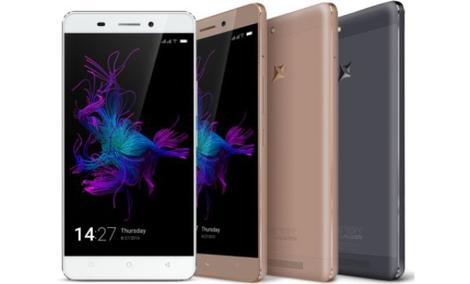 Allview P8 Energy - Efektownie Wyglądający Smartfon