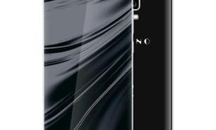 Kiano Elegance 5.5 (czarny) + szkło hartowane