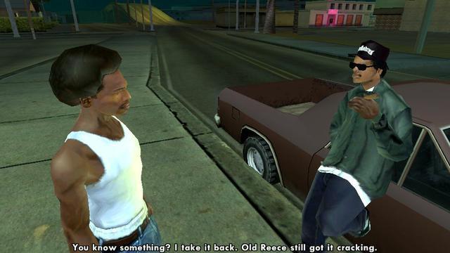 GTA San Andreas fot2