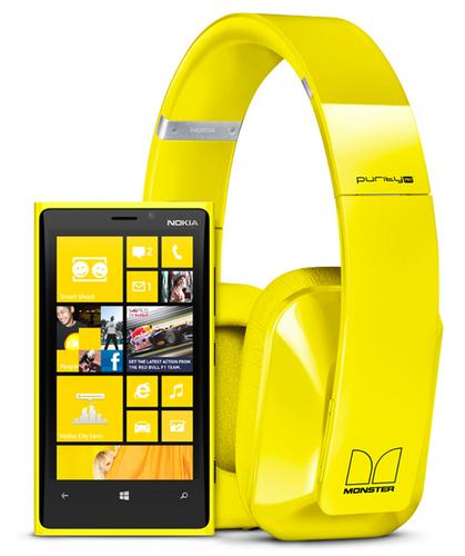 Nokia Purity by Monster PRO