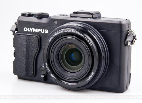 OLYMPUS XZ-2 CZARNY