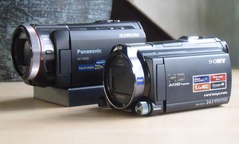 Sony HDR-CX730E vs Panasonic HC-X900 - pojedynek dwóch popularnych kamer cyfrowych