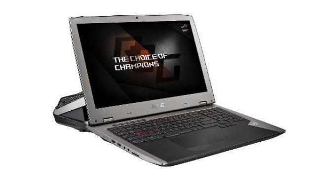 Asus ROG GX700 - Notebook Chłodzony Cieczą