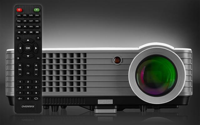 overmax tani projektor