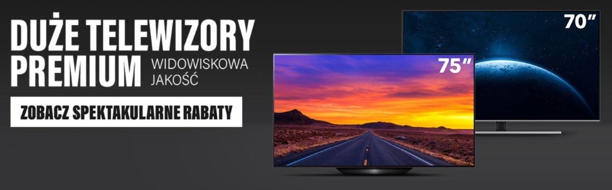 Rabaty na telewizory premium 17.12.2020