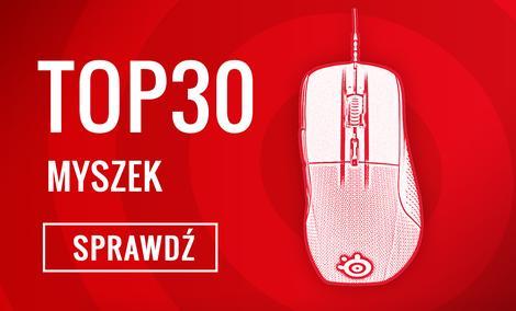 Ranking Specjalny TOP 30 Myszek - Zobacz Jakiego Gryzonia Kupić