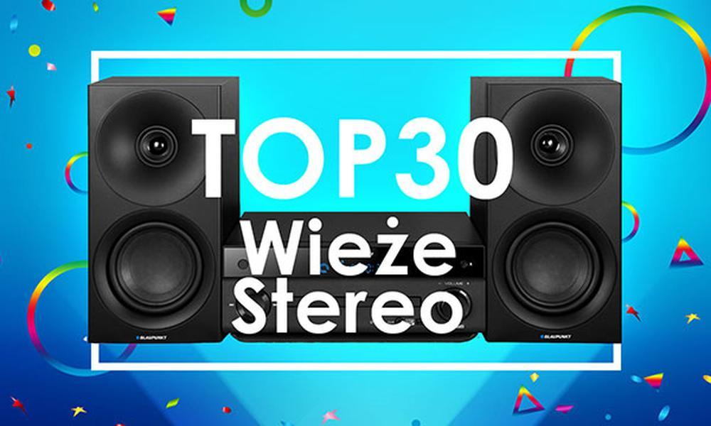 Klasyfikacja TOP 30 Wież Stereo - Który Model Warto Kupić?