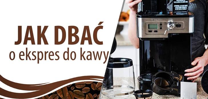 4 przydatne porady jak dbać o ekspres do kawy