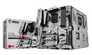 Płyta główna MSI Z170A MPower Gaming Titanium, Z170, DDR4, SATA3, USB 3.1, ATX (7A16-003R)