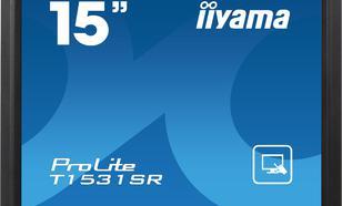 15'' T1531SR-B3 D-SUB/DVI/dotykowy