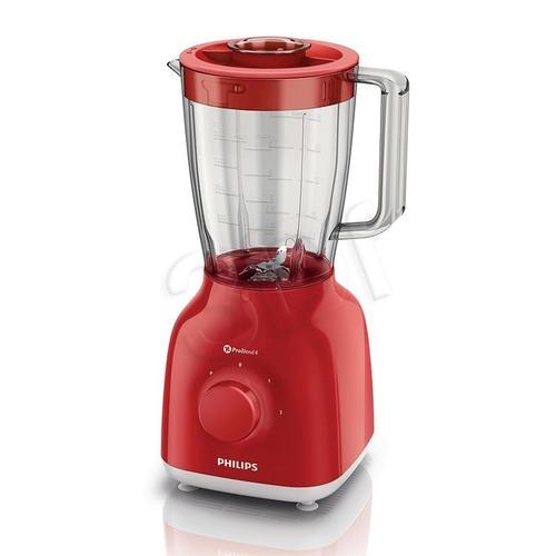 Blender stojący Philips HR2105/50 (400W/Czerwony)