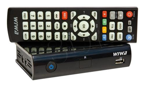 WIWA HD80 MINI MPEG4 & HD MEDIA PLAYER