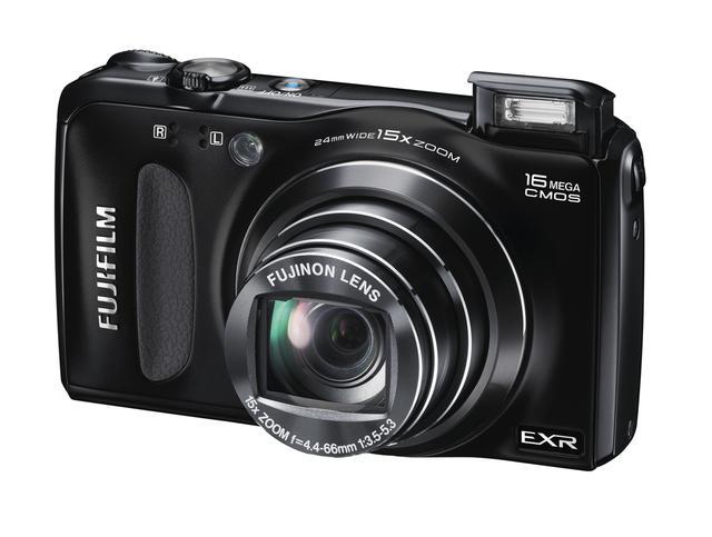 Fujifilm Polska wprowadza na rynek nowy model aparatu Fujifilm FinePix klasy F