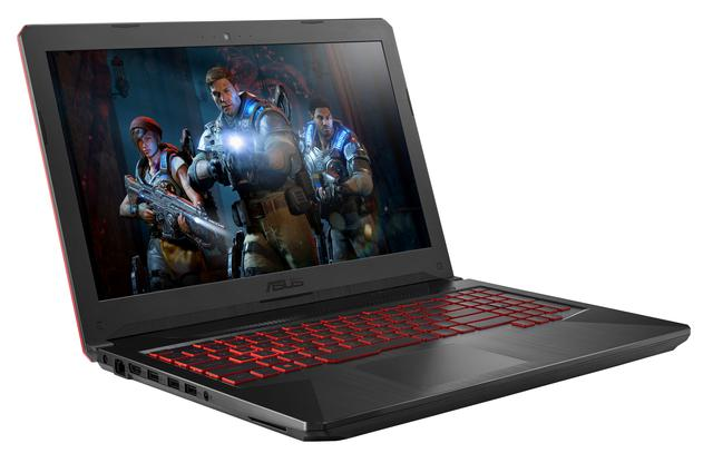 ASUS TUF Gaming FX504 - front