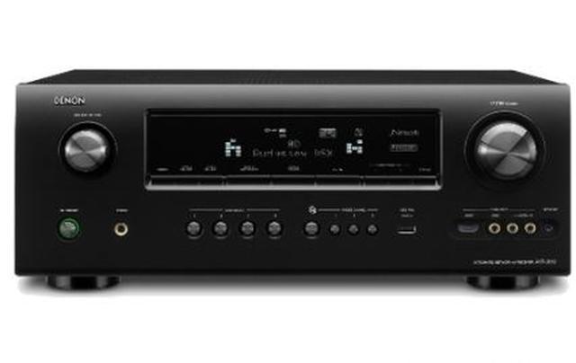 Denon wprowadza na rynek AVR-3313 - flagowy amplituner ze zintegrowanymi funkcjami sieciowymi.