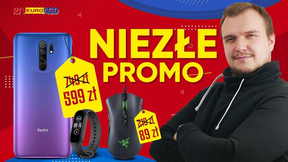 Kup i dostań gratis - Weekend pełen promocji w RTV Euro AGD!