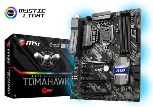 YouTube Tech Awards - MSI Z370 TOMAHAWK