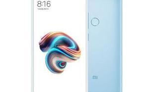Xiaomi Redmi Note 5 4/64GB (niebieski)