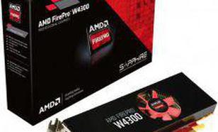 AMD FirePro W4300 4GB GDDR5 (128 bit) 4x mDP, BOX (100-505973)