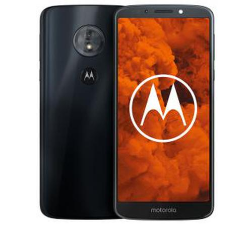 Motorola Moto G6 Play 3GB (granatowy) + etui