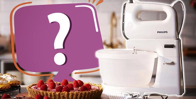 Jak działa mikser kuchenny?