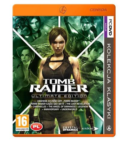 PKK Tomb Raider Ultimate Edition