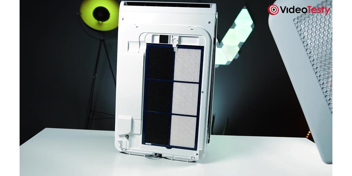 SHARP KI-G75EUW - filtr węglowy
