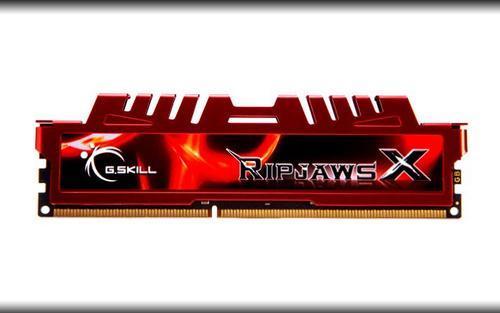 G.SKILL DDR3 8GB (2x4GB) RipjawsX 2133MHz CL9 XMP rev.2