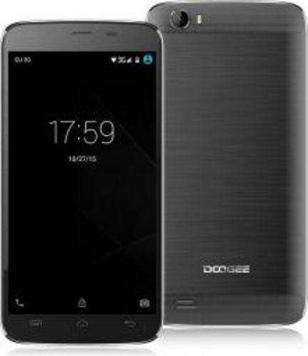 DooGee T6 Dual SIM Czarny (DGT6BLACK)